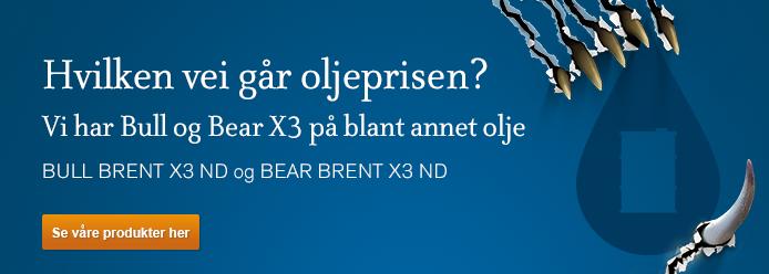 Nordea-BullogBear-oljeprisen